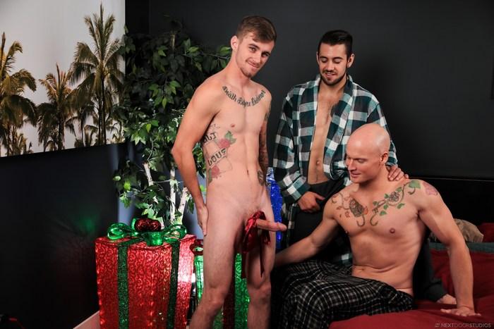 Gay Porn Christmas Ryan Jordan Dante Colle Roman Eros