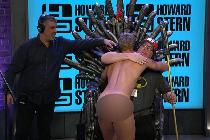 Girlongirlvideos Naked Men On Howard Stern