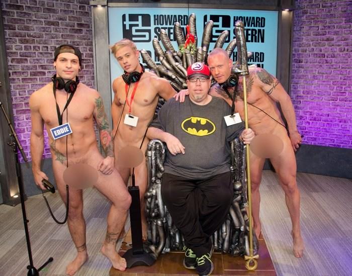 Gay Porn Star Alam Wernik Aaron Savvy Eddie Danger Howard Stern Wack Packer