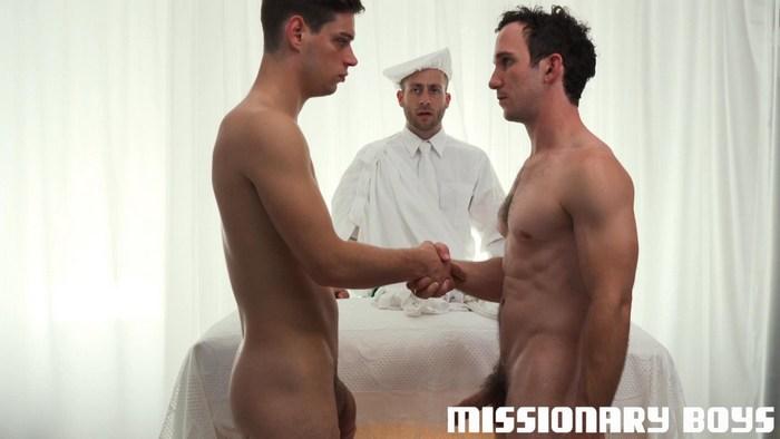 Greg McKeon Gay Porn Michael DelRay MissionaryBoys