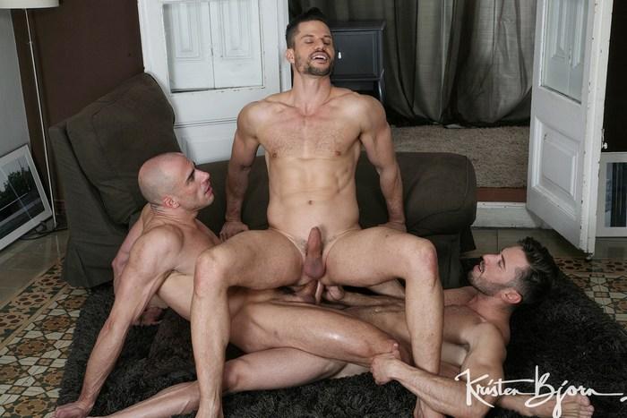 Kris de Fabio Double Penetration Gay Porn Diego Summers Marcos Oliveira