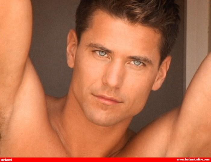 Lukas Ridgeston BelAmi Gay Porn Star Handsome