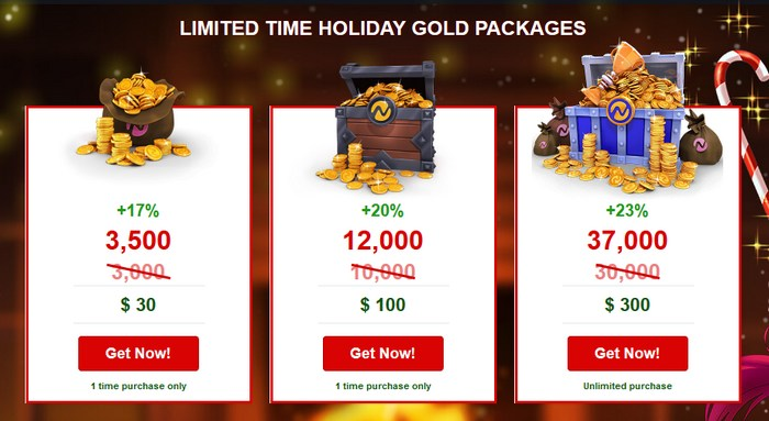Nutaku Adult Gay Game Holiday Gold Package