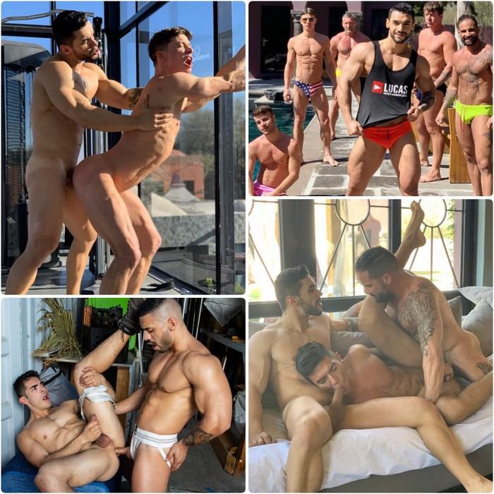 Arad Winwin Bareback Gay Porn Ruslan Angelo Edji Da Silva Allen King Benjamin Gomez Cazden Hunter