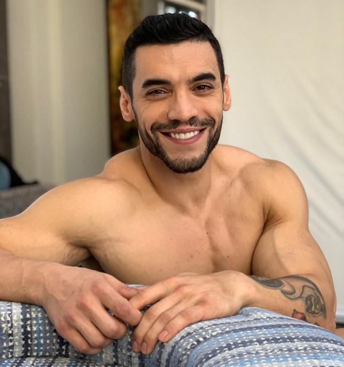 Arad Winwin Gay Porn Star LucasEnt BTS Mexico