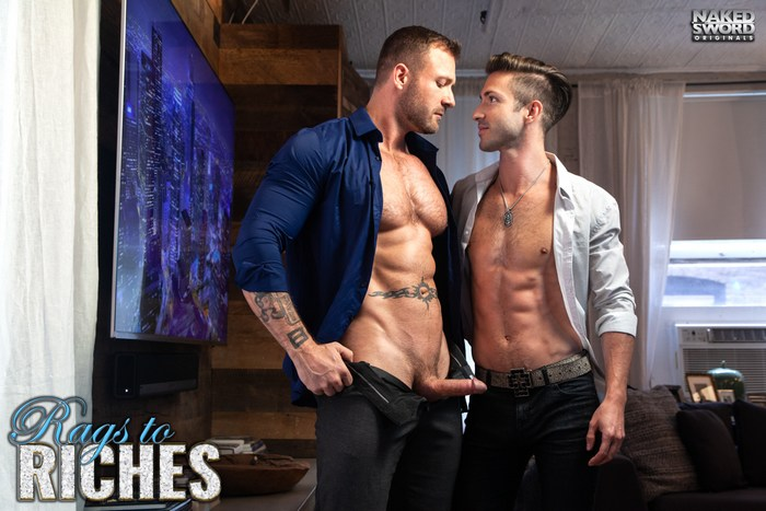 Austin Wolf Gay Porn Ian Frost Muscle Hunk Sex NakedSword