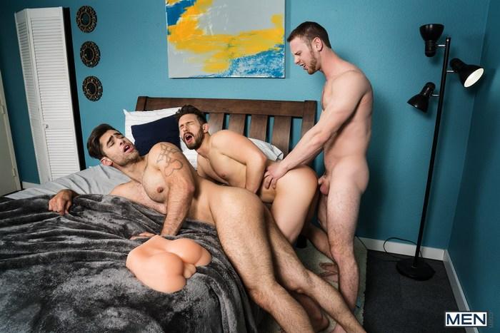 Brandon Evans Gay Porn Lucas Leon Casey Jacks Bareback