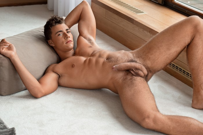 Bruce Querelle BelAmi Gay Porn Star Naked