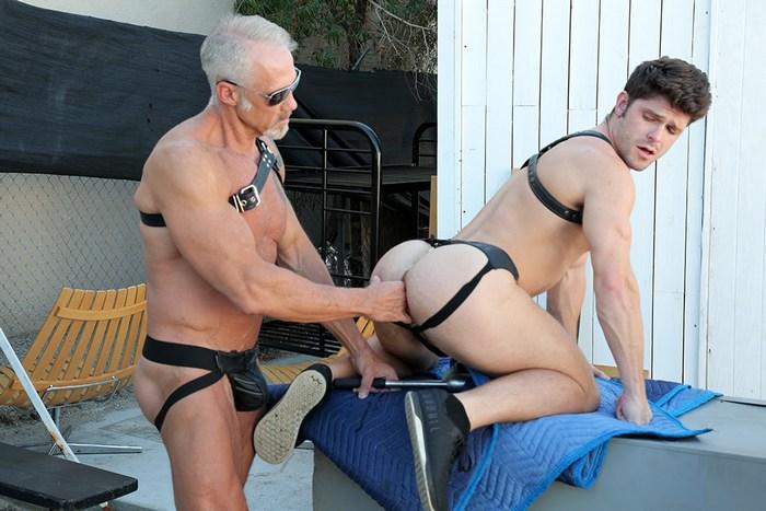 Devin Franco Fisting Gay Porn Dallas Steele NastyDaddy