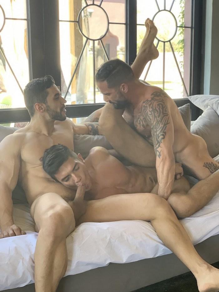 Gay Porn Arad Winwin Bareback Sex Edji Da Silva Benjamin Gomez