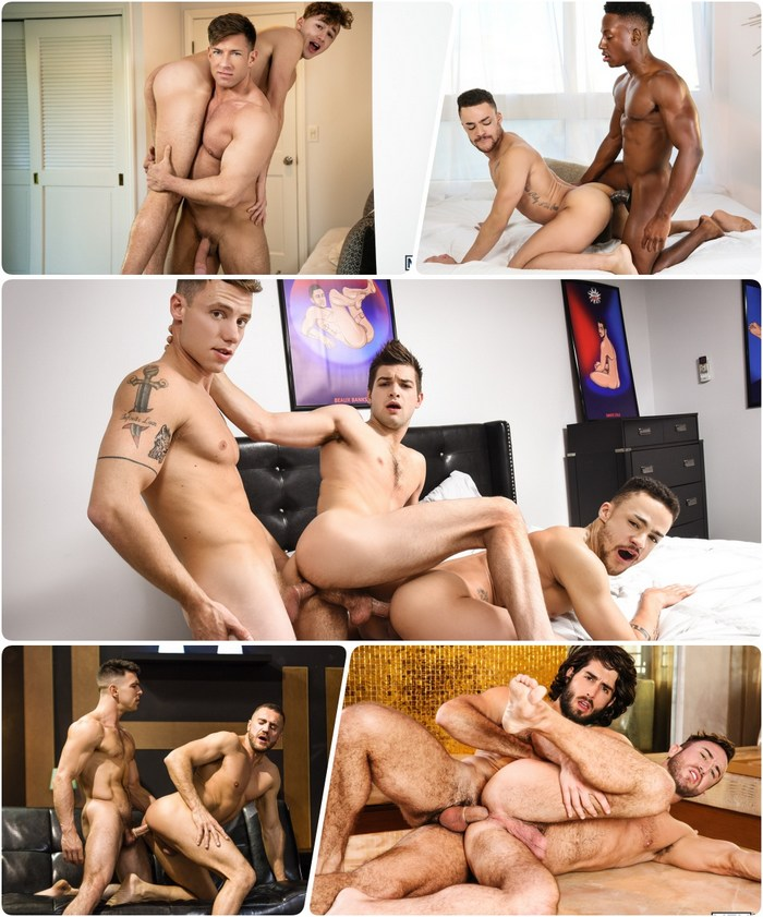 Gay Porn Johnny Rapid Bruce Beckham Beaux Banks Diego Sans Paddy OBrian Liam Cyber