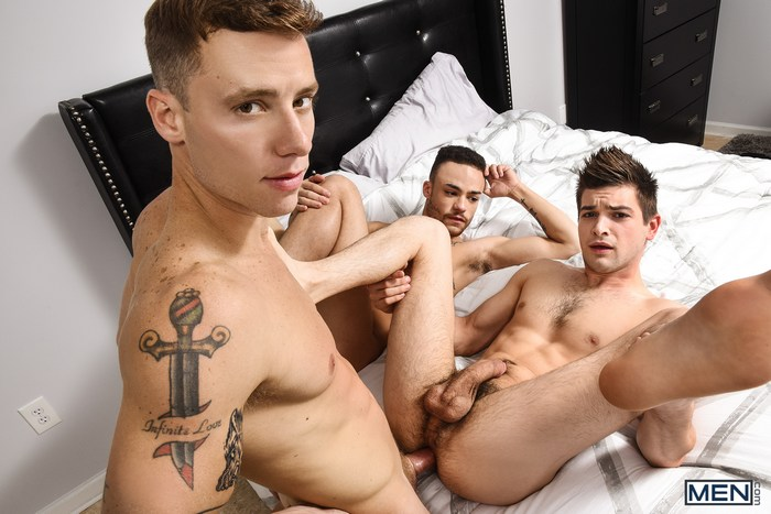 Gay Porn Johnny Rapid Justin Matthews Beaux Banks