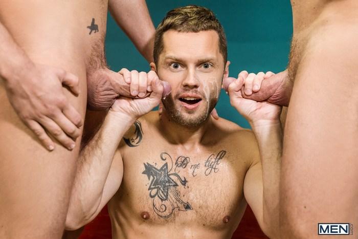 Gay Porn Mars Gymburger Logan Moore Damon Heart