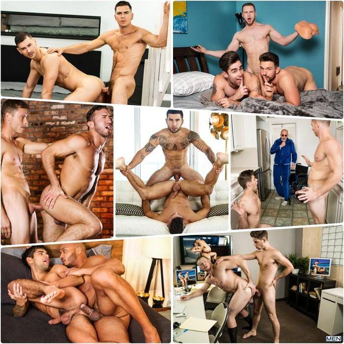 Gay Porn Paddy OBrian Justin Matthews Michael DelRay Grant Ryan Dillon Diaz Vadim Black