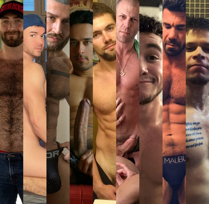2018 Top Ten Gay Porn Performers On Justforfans-1685