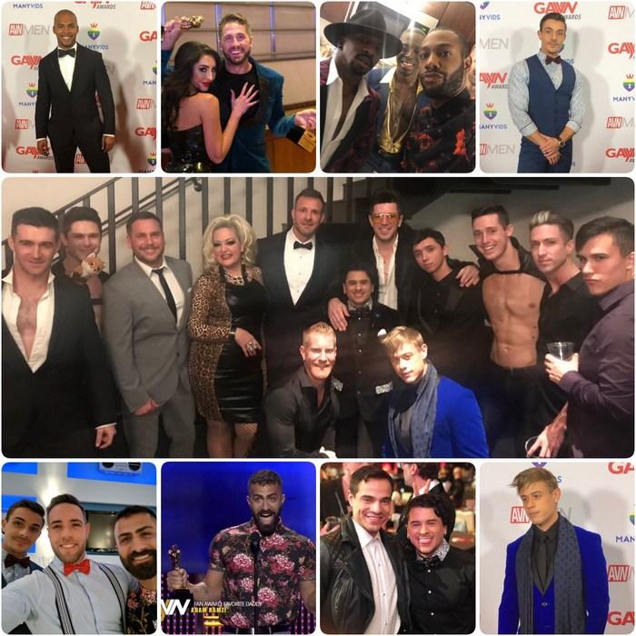 GayVN Awards 2019 Gay Porn Stars