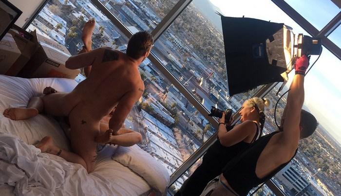 Jay Dymel Ryan Stone Gay Porn Behind The Scenes NakedSword