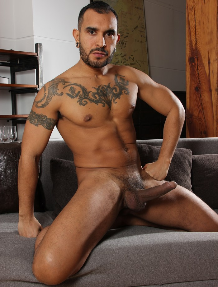 Lucio Saints Gay Porn Star Naked Big Dick 2019