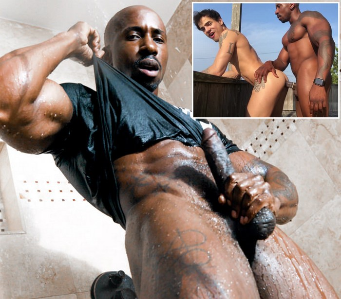 Max Konnor Gay Porn Big Black Dick Levi Karter CockyBoys XXX