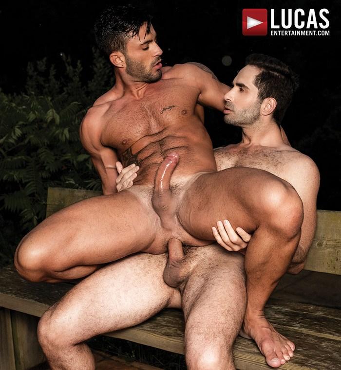 Michael Lucas Gay Porn Andy Star Bareback Sex
