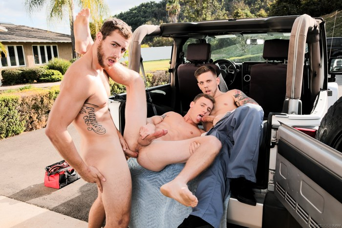Steve Rickz Gay Porn Hattrickz91 Carter Woods Justin Matthews