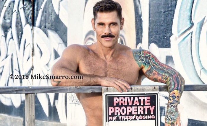 The Accidental Porn Star: Jack Mackenroth Jack Mackenroth has never appeared in a professional gay p