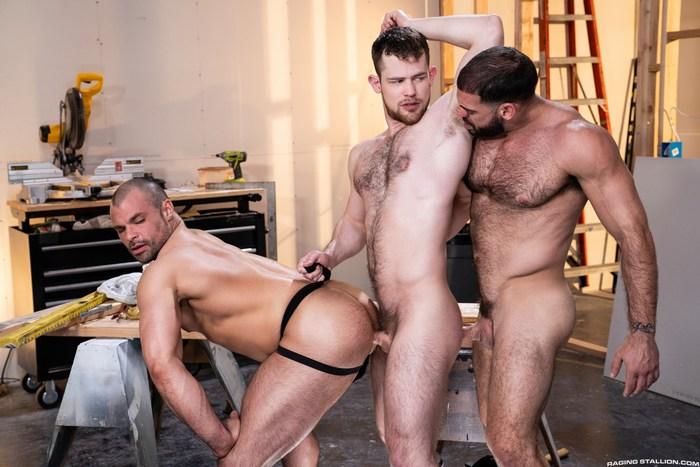Gay Porn Ricky Larkin Kurtis Wolfe Jaxx Thanatos
