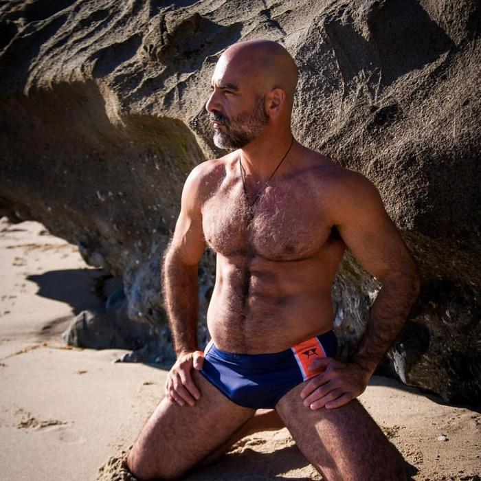Adam Russo Daddy Gay Porn Star