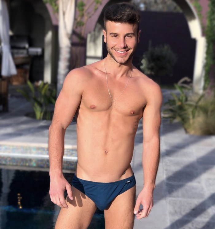 Allen King Is The New Lucas Ent. Exclusive Gay Porn Star