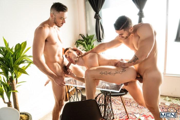 Arad Winwin Gay Porn Bareback Sex Shane Jackson Parker Rowan