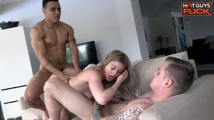 Axel Woods Edgar Soto Bisexual Sex Hot Guys Fuck