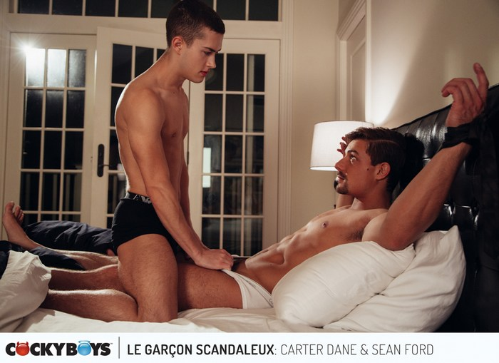 Carter Dane Gay Porn Sean Ford CockyBoys