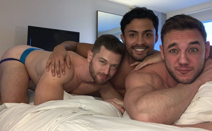 Fitnessfreak_Unleashed Gay Porn Jake Ashford Sex Tape