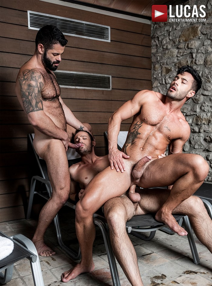 Gay Porn Andy Star Drake Rogers Victor DAngelo