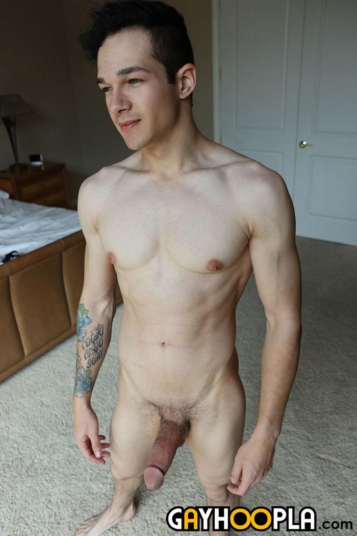 Jayden Marcos Big Dick Muscle Jock GayHoopla
