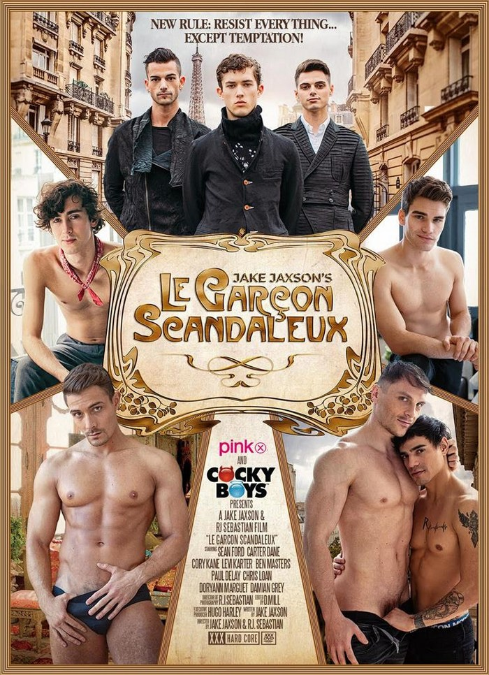 Le Garcon Scandaleux Gay Porn CockyBoys