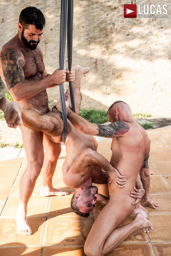 Manuel Skye Gay Porn Logan Rogue Victor DAngelo Acrobatic Sex