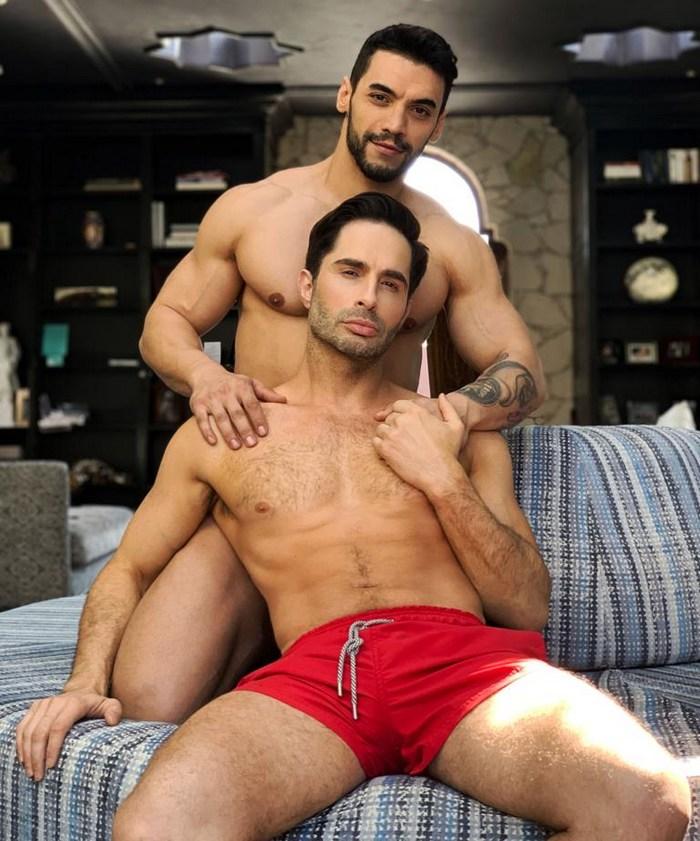 Michael Lucas Arad Winwin Gay Porn Stars 2019