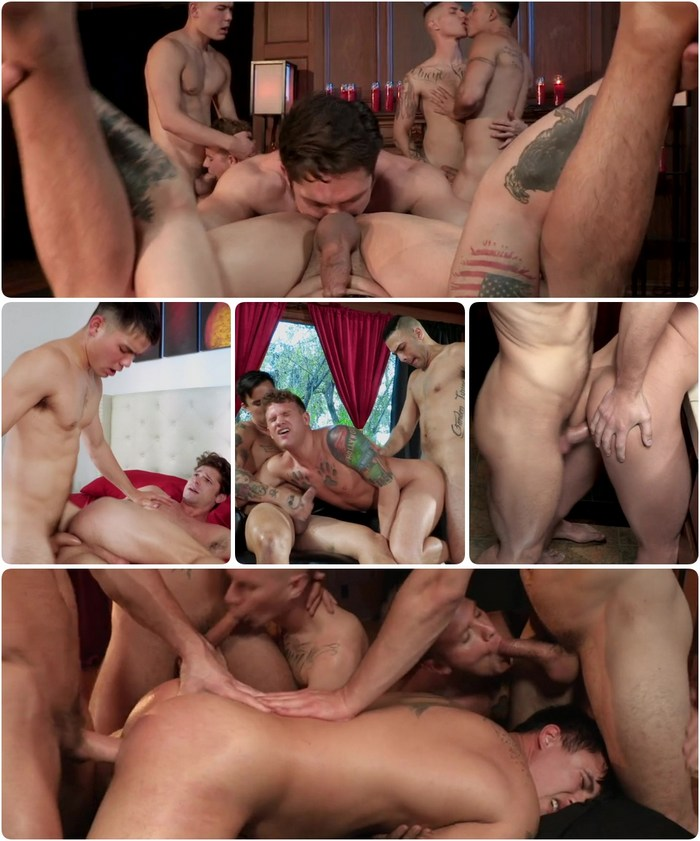 The Pledge Gay Porn XXX Falcon Studios