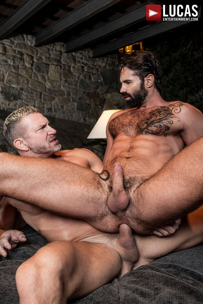 Tomas Brand Gay Porn Dani Robles Bareback Sex Muscle Daddy