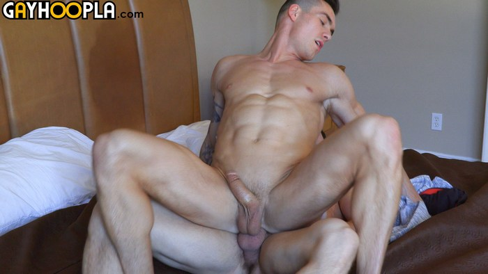 Travis Youth Gay Porn Collin Simpson Muscle Hunk
