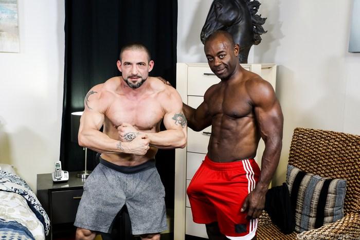 Aaron Trainer Gay Porn Ceasar Ventura Muscle Hunk