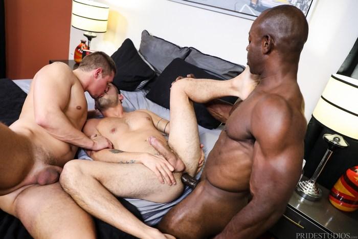 Aaron Trainer Gay Porn Cesar Rossi Aston Springs