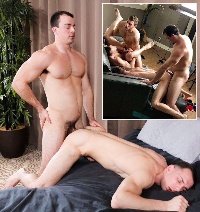 Alex James Gay Porn JohnnyB Carter Woods