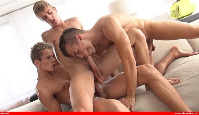 Gay Porn BelAmi Hoyt Kogan Jerome Exupery Henrik Bjorn