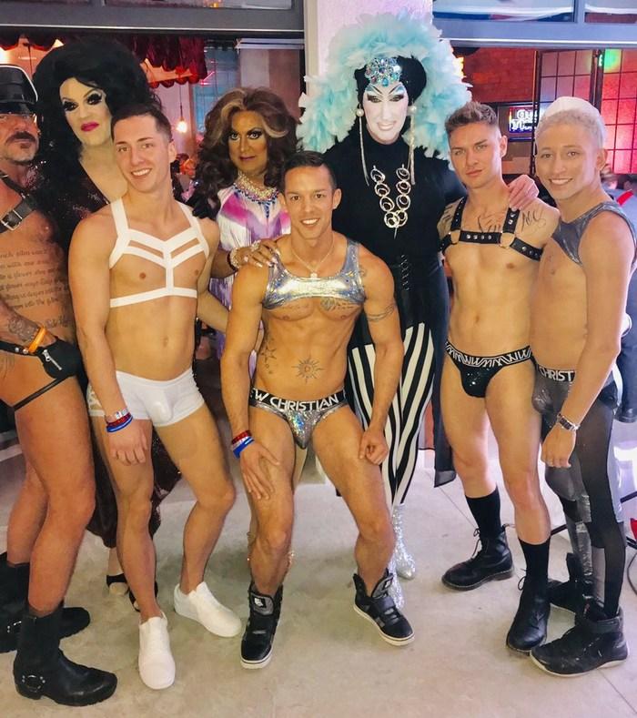 Gay Porn Disco Palm Springs 2019