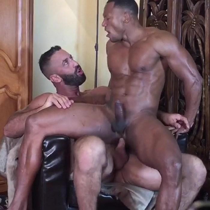 Gay Porn Lex Anders Santi Sexy Kristen Bjorn Muscle Hunk Bareback Sex