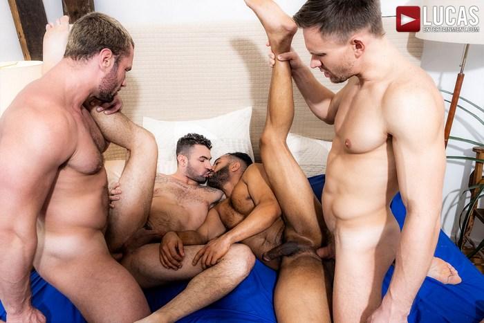 Gay Porn Orgy Stas Landon Andrey Vic Ian Greene Sergio