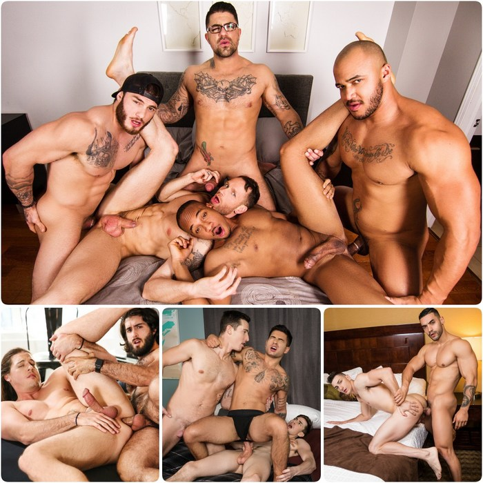 Gay Porn William Seed Jason Vario Ryan Bones Vadim Black Diego Sans Steven Lee Arad Winwin