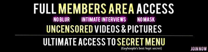 GayHoopla Members Area Access